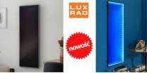 Nowe modele grzejników od firmy Luxrad